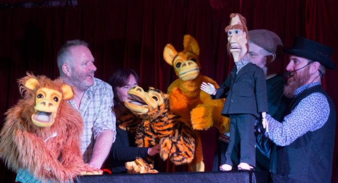 The Puppet Slam Cabaret