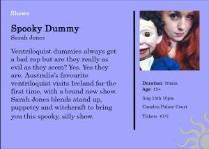 Spooky Dummy